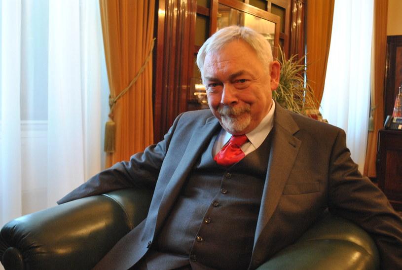 Prezydent Jacek Majchrowski /Ewa Majewska /INTERIA.PL