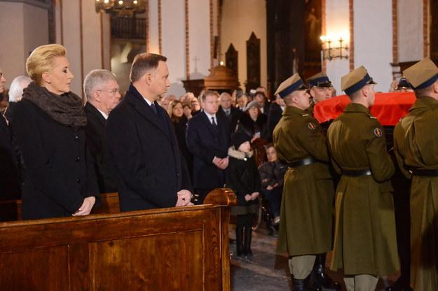 Prezydent: Jan Olszewski walczył o Polskę, w której ma zwyciężać uczciwość