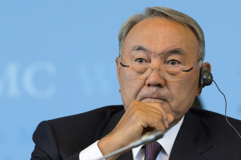 Prezydent Kazachstanu - Nursułtan Nazarbajew honorowy patron klubu ze stolicy /AFP