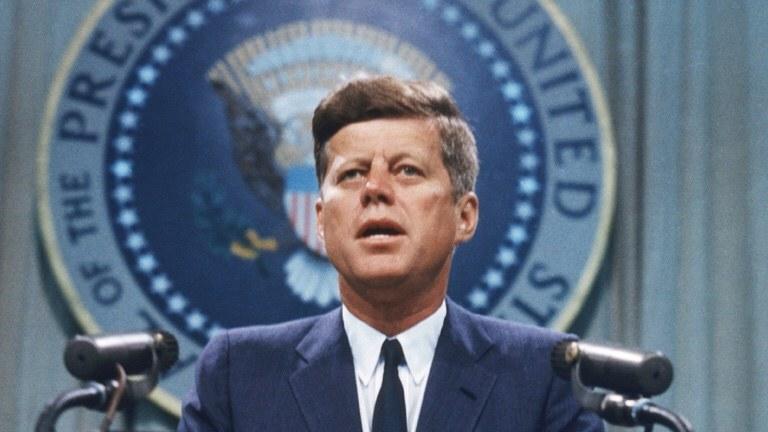 Prezydent Kennedy naraził się wielu wpływowym ludziom /INTERIA.PL/materiały prasowe