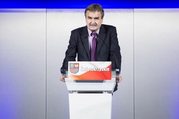 Prezydent Kielc Wojciech Lubawski /Patryk Ptak/REPORTER /East News