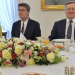 """Prezydent Komorowski o """"Idzie"""": Wywołuje dyskusję"""