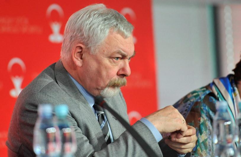 Prezydent Krakowa Jacek Majchrowski /Fot. Bartłomiej Zborowski /PAP