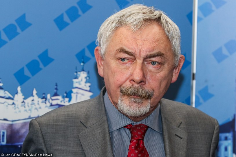 Prezydent Krakowa Jacek Majchrowski /Jan Graczyński /East News