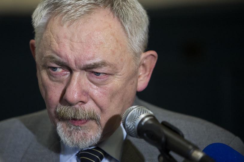 Prezydent Krakowa Jacek Majchrowski /ANDRZEJ BANAS / POLSKA PRESS /East News