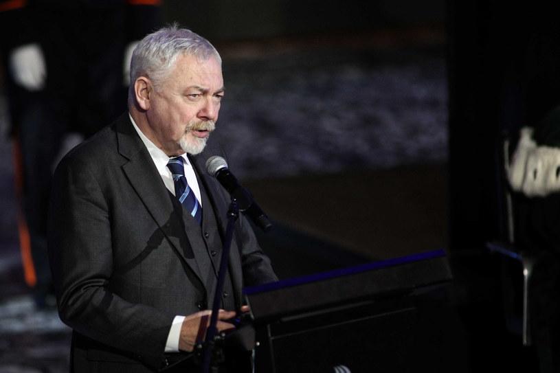 Prezydent Krakowa Jacek Majchrowski //Łukasz Gągulski /PAP