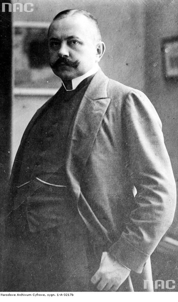Prezydent Krakowa Juliusz Leo /Z archiwum Narodowego Archiwum Cyfrowego