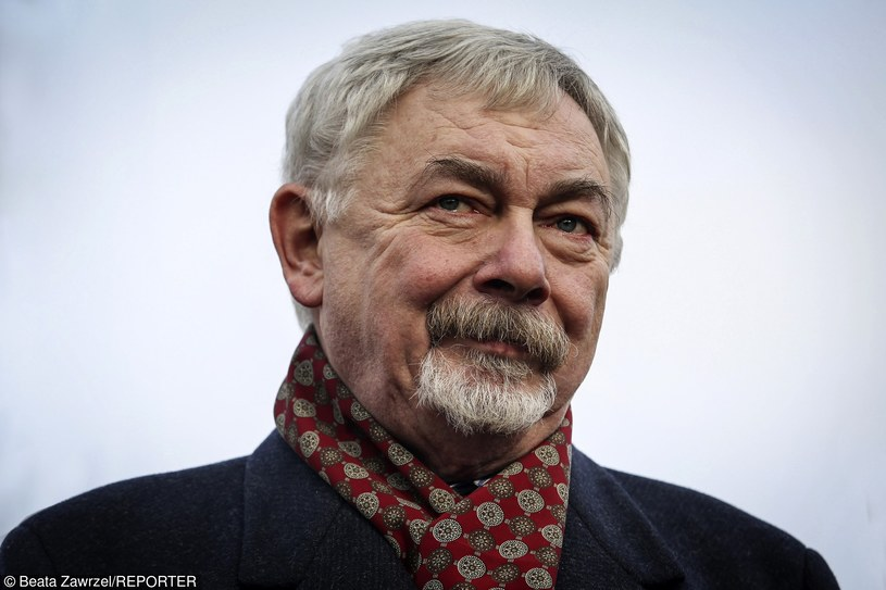 Prezydent Krakowa prof. Jacek Majchrowski /Beata Zawrzel /East News