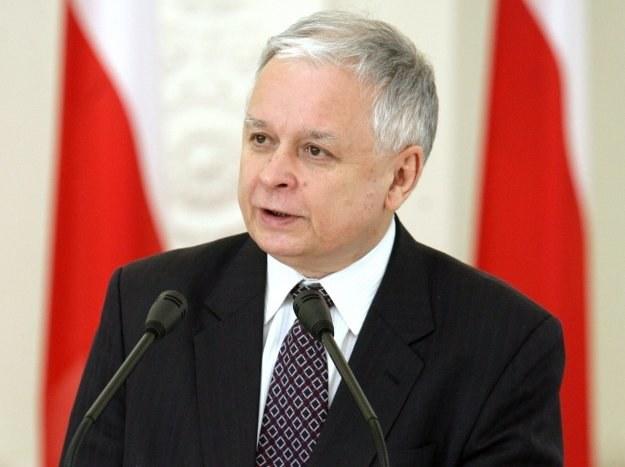 Prezydent Lech Kaczyński nie żyje /AFP