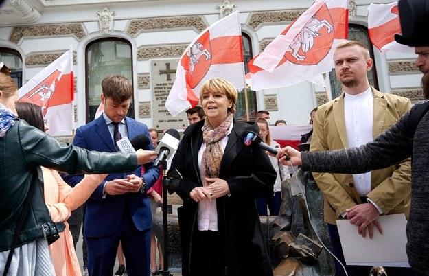 Prezydent Łodzi Hanna Zdanowska /www.lodz.pl /Materiały prasowe