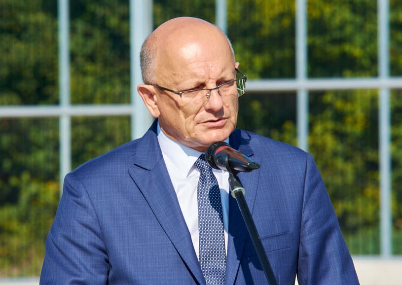 Prezydent Lublina Krzysztof Żuk /Krzysztof Radzki /East News