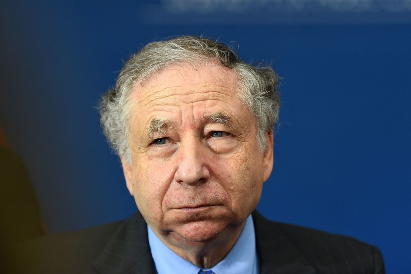 Prezydent Międzynarodowej Federacji Samochodowej (FIA) Jean Todt /AFP