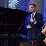 Prezydent: Muzyka Kościuszki to element głębokiego polskiego dążenia do wolności