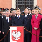 Prezydent: My, Polacy jesteśmy narodem, który wpłynął na dzieje Europy i świata