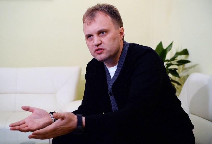 Prezydent Naddniestrza Jewgienij Szewczuk /AFP