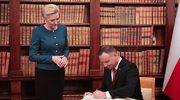 Prezydent podpisał nowelizację ustawy o znakach Sił Zbrojnych RP