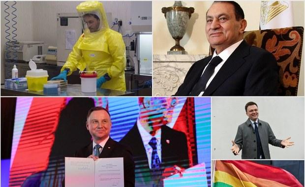 Prezydent podpisał ustawę o 13. emeryturach. Koronawirus uderza w kolejne kraje Europy [PODSUMOWANIE DNIA]