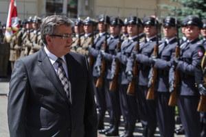 Prezydent podpisał ustawę reformującą strukturę dowódczą
