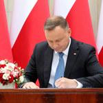 Prezydent podpisze w poniedziałek ustawę ws. czternastej emerytury