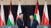 Prezydent: pokój między Izraelem a Palestyną tylko dzięki porozumieniu stron