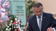 Prezydent: Powstańcy warszawscy walczyli, bo chcieli wolności