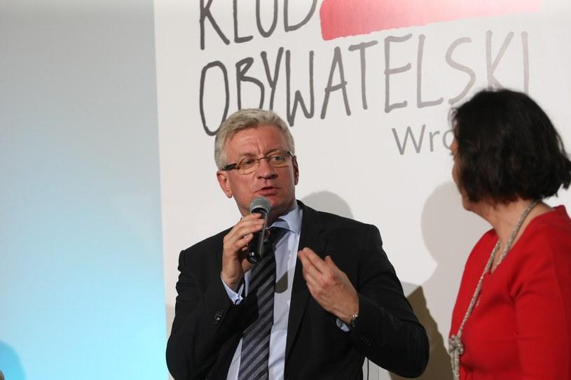 Prezydent Poznania Jacek Jaśkowiak /Tomasz Holod /East News
