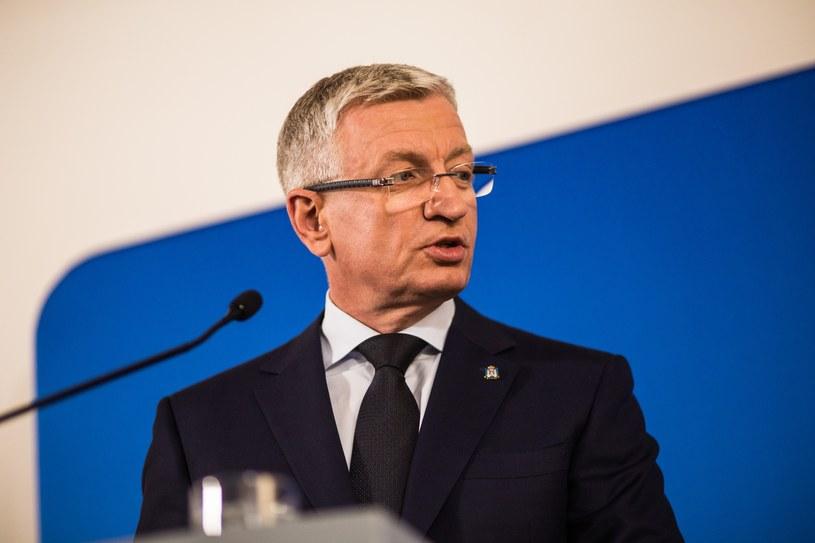 Prezydent Poznania Jacek Jaśkowiak /Adam Jastrzębowski /Reporter