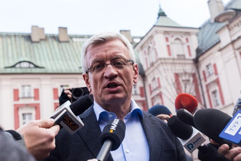Prezydent Poznania Jacek Jaśkowiak /Adam Jastrzebowski/REPORTER /East News