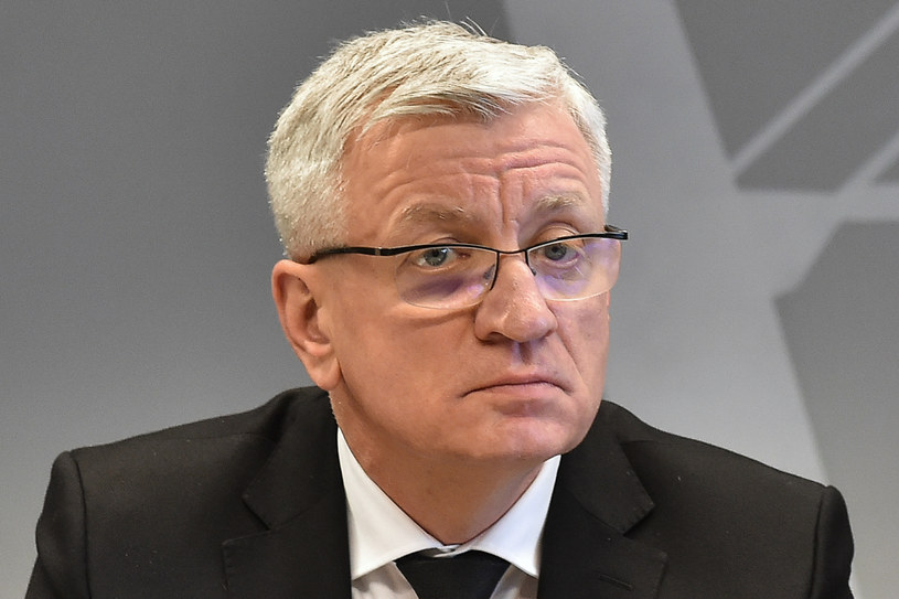 Prezydent Poznania Jacek Jaśkowiak /Lukasz Dejnarowicz /Agencja FORUM