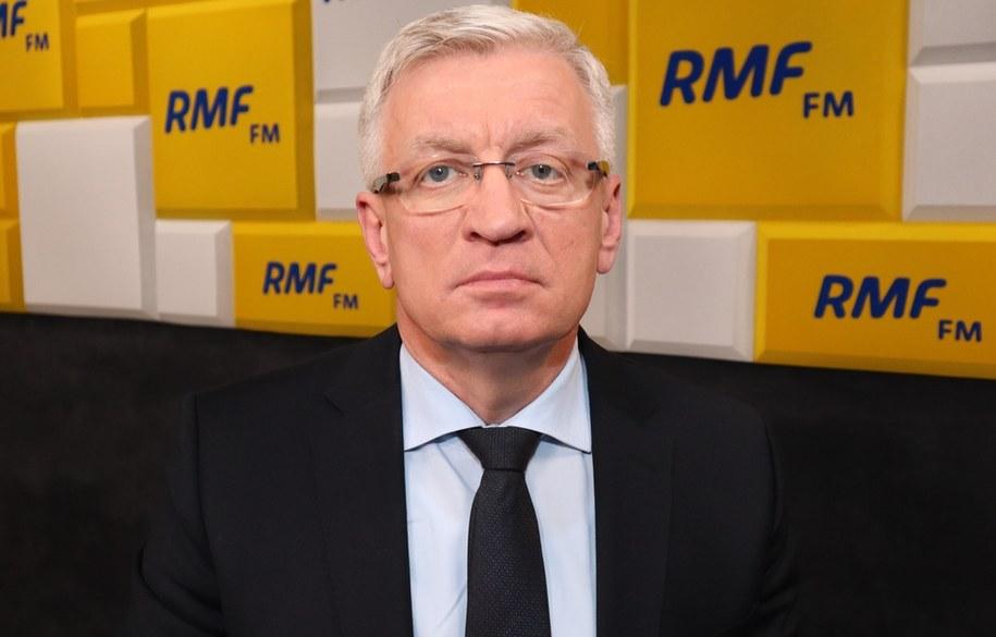 Prezydent Poznania Jacek Jaśkowiak /Piotr Szydłowski /RMF FM