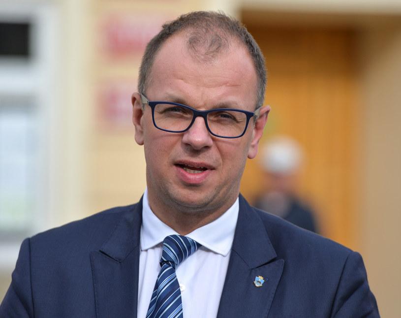 Prezydent Przemyśla Wojciech Bakun /LUKASZ SOLSKI /East News