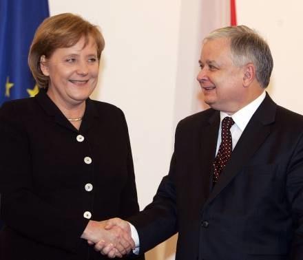 Prezydent przybył do stolicy Niemiec /AFP