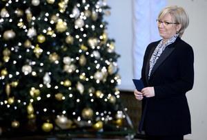 Prezydent przyjął ślubowanie od Julii Przyłębskiej
