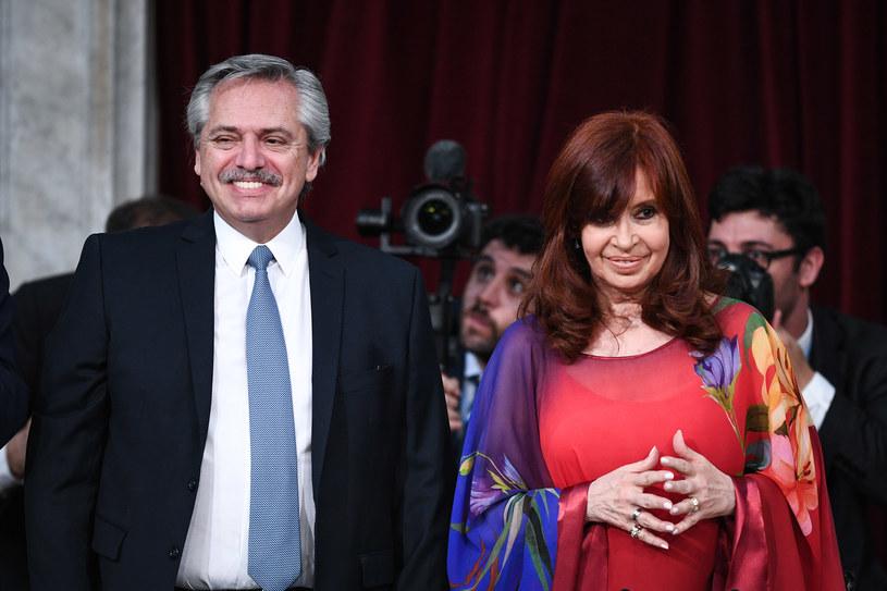 Prezydent przyznał się do zorganizowania imprezy urodzinowej w lockdownie /Charly Diaz Azcue/Comunicacion Senado /materiał zewnętrzny