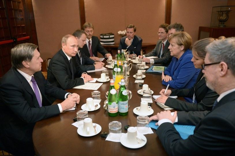 Prezydent Putin przyleciał do Mediolanu na szczyt Azja-Europa /PAP/EPA