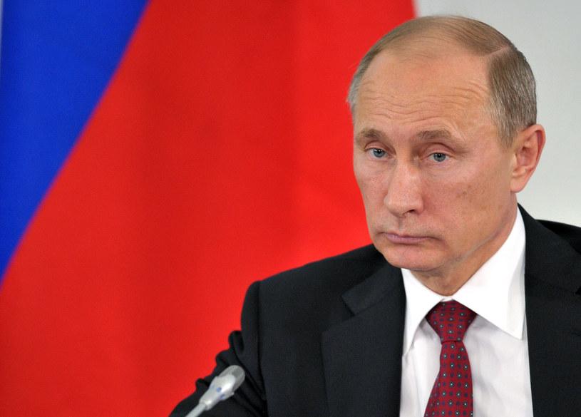 Prezydent Rosji Władimir Putin odrzucił propozycję /AFP