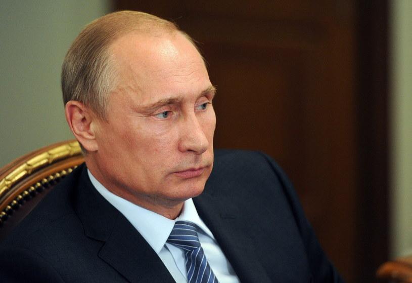 Prezydent Rosji Władimir Putin /RIA Novosti /PAP/EPA