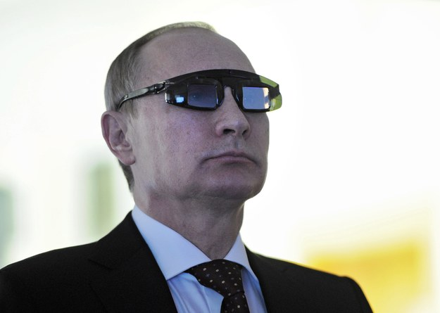 Prezydent Rosji Władimir Putin /KREMLIN POOL MANDATORY CREDIT  /PAP/EPA