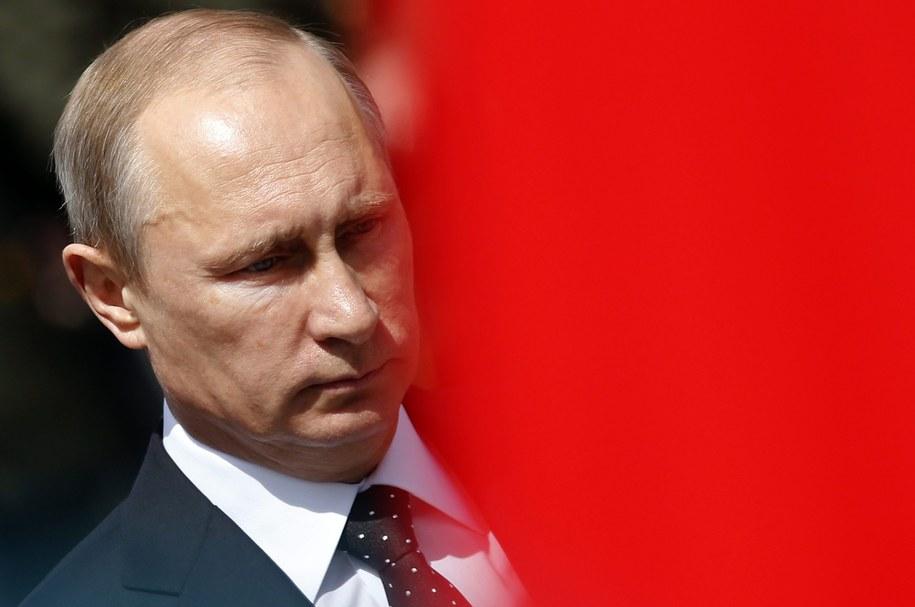 Prezydent Rosji Władimir Putin /MAXIM SHIPENKOV    /PAP/EPA