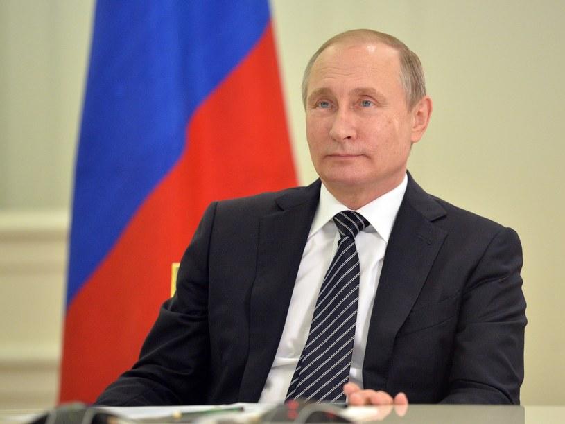 Prezydent Rosji Władimir Putin /Alexei Druzhinin/SPUTNIK /East News