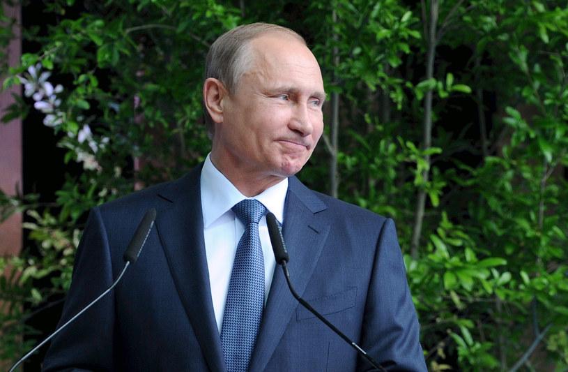 Prezydent Rosji Władimir Putin /Getty Images