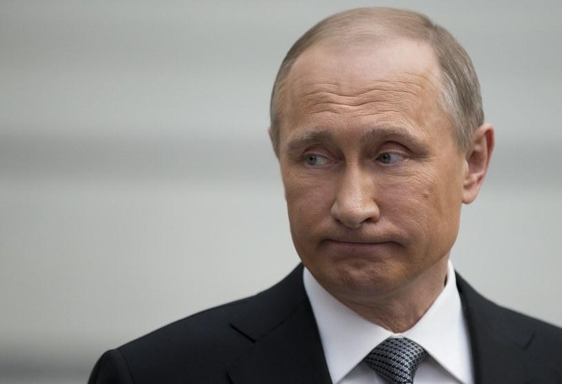 Prezydent Rosji Władimir Putin /Associated Press /East News
