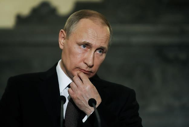 Prezydent Rosji Władimir Putin /©123RF/PICSEL