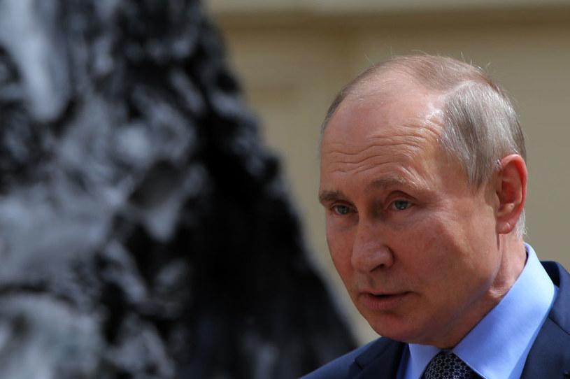 Prezydent Rosji Władimir Putin /Mikhail Svetlov /Getty Images