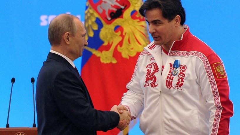 Prezydent Rosji Władimir Pytin /SID