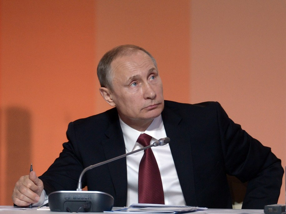 Prezydent Rosji zablokował udział Rosnieftu w prywatyzacji spółki naftowej Basznieft /ALEXEI NIKOLSKY/SPUTNIK/KREMLIN POOL /PAP/EPA