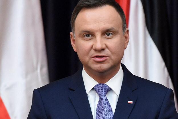 Prezydent RP Andrzej Duda /PAP/Radek Pietruszka    /PAP