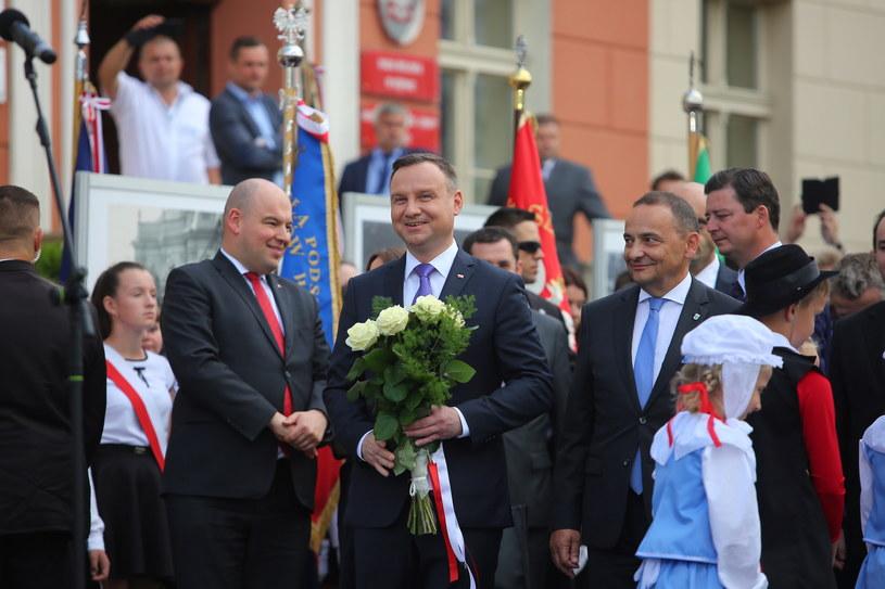 Prezydent RP Andrzej Duda /Tomasz Wojtasik /PAP