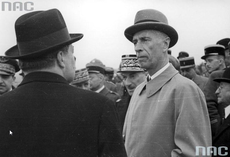 Prezydent RP na uchodźstwie Władysław Raczkiewicz. Zdjęcie z 1940 roku /Z archiwum Narodowego Archiwum Cyfrowego