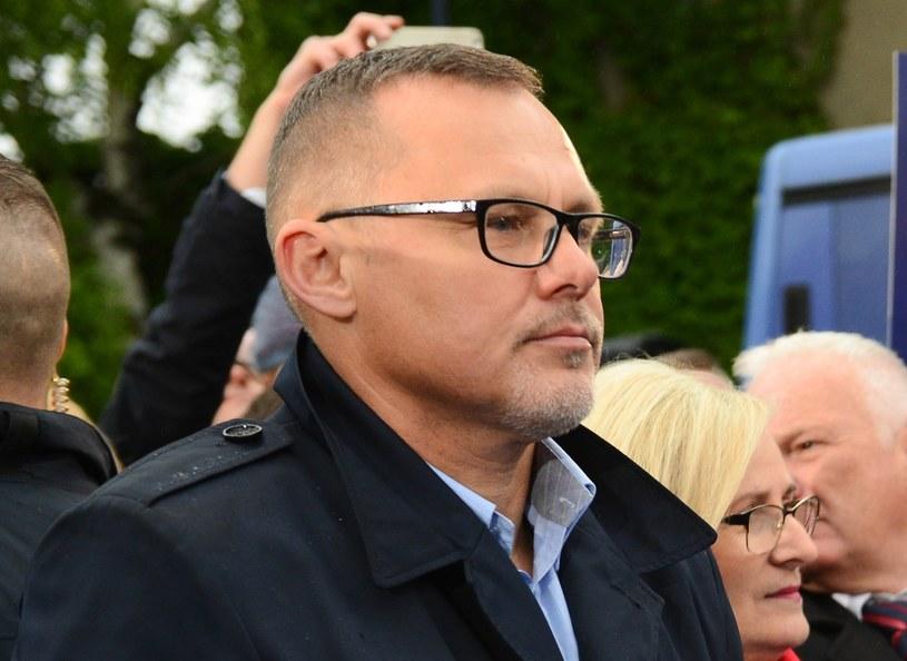 Prezydent Sieradza Paweł Osiewała /Adam Staskiewicz/ /East News
